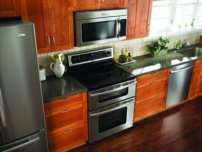 Whirlpool robertson kitchens erie pa robertson kitchens for Kitchen cabinets erie pa