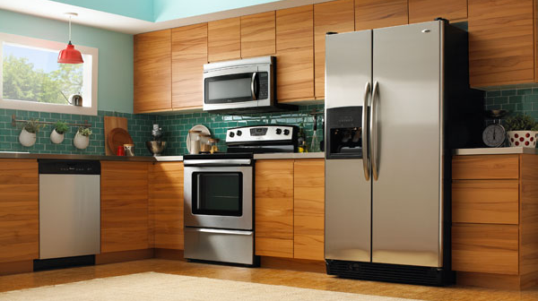 Amana appliances robertson kitchens erie pa robertson for Kitchen cabinets erie pa